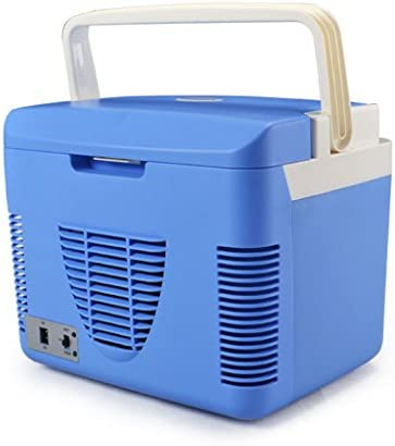 12V 10Lオートカー冷蔵庫 ミニトラベル冷蔵庫クーラーボックス多機能クーラーフリーザーウォーマー