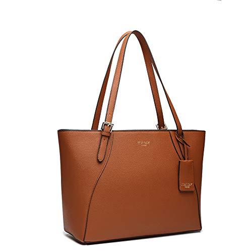(Tote Bag for Women Shoulder Bags Handbags Satchel Hobo 4pcs Purse)