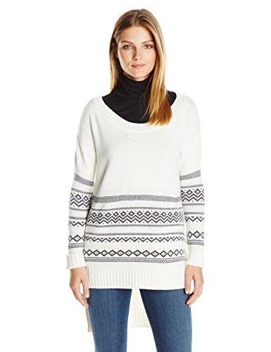(Splendid Women's Crewneck Pullover Sweater Sweatshirt)