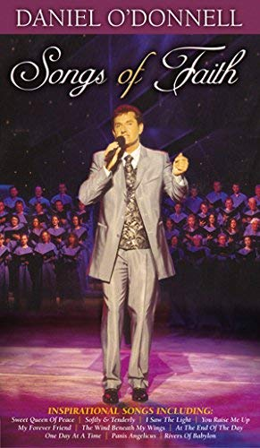 Daniel O'Donnell - Songs Of Faith And Inspiration