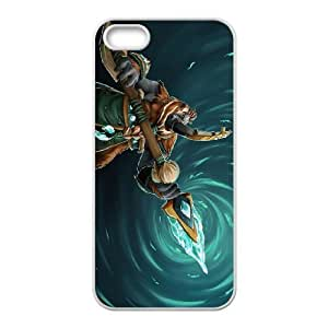 iPhone 4 4s Cell Phone Case White Defense Of The Ancients Dota 2 MAGNUS Nmnnb
