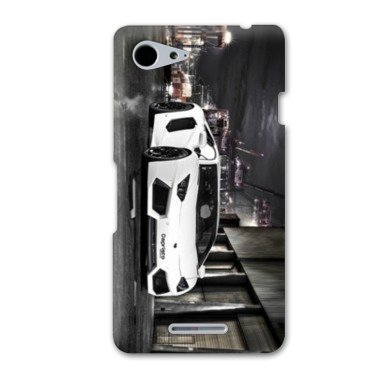 Case Carcasa Sony Xperia M5 Voiture italienne ...