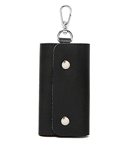 Leather 6 Key Holder - 7