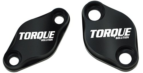 Torque Solution Air Pump Delete Plate Set Fits Subaru Legacy GT spec.B 2.5L 2008 08