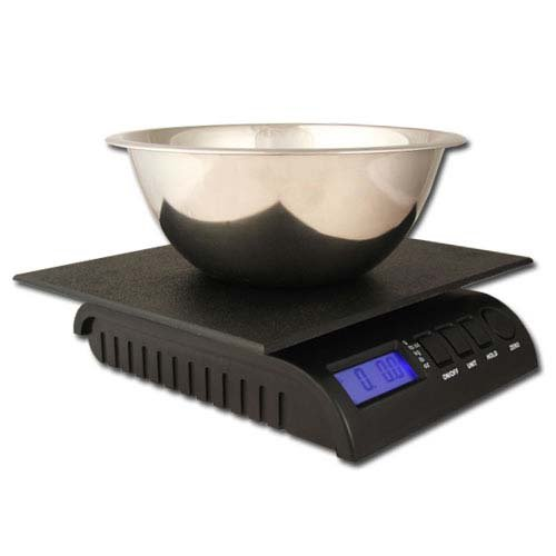 "ZIEIS | 15 Lb. Capacity | Digital Scale | ZIEIS BigTop 11.5"" x 9.3"" Dura Platform 