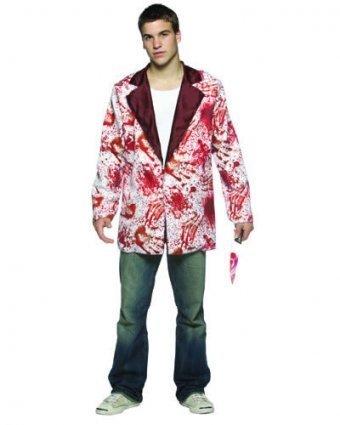 Rasta Imposta Bloody Blazer Adult Costume Size Standard by Rasta Imposta - Bloody Blazer Costumes