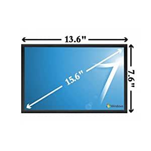 ACER ASPIRE 5734Z SERIES PAWF6 15.6'' LAPTOP LCD SCREEN CCFL