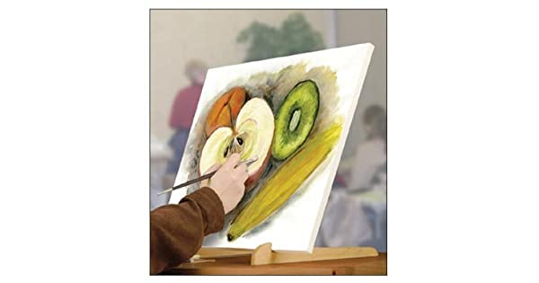 Original Overby Portable Tabletop Painting Easel Compact Easy Carry Pocket