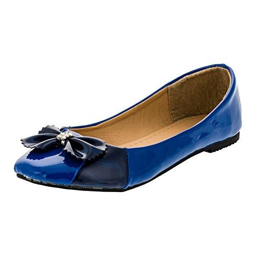 Eva Bailarinas Para Niña M346bl Blau