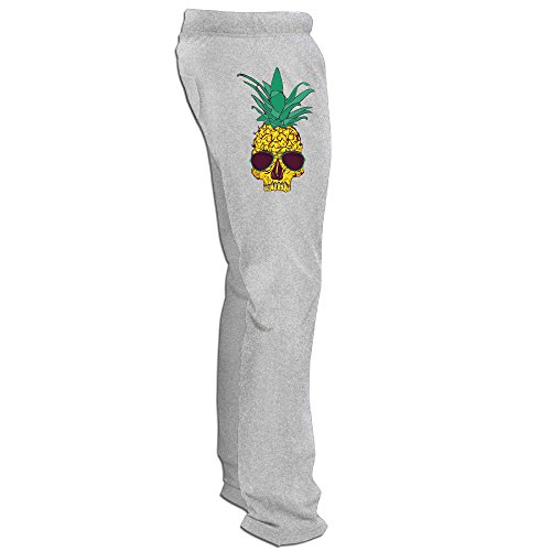 Texhood MEN'S Cool Skull Pineapple Casual Home Wear Size XL