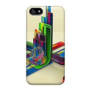 Iphone 5/5s Cases Covers With Shock Absorbent Protective Gwv12543pxUL Cases