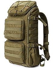 Mardingtop Taktisk ryggsäck 28 L/40 L, herr, dam, vandringsryggsäc,k vattentät, ryggsäck, trekking ryggsäck, reseryggsäck, utomhus för vandring, bergsklättring, och resor, sport