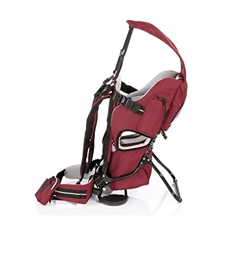 Brevi Back carrier Rocky red 009 red 009