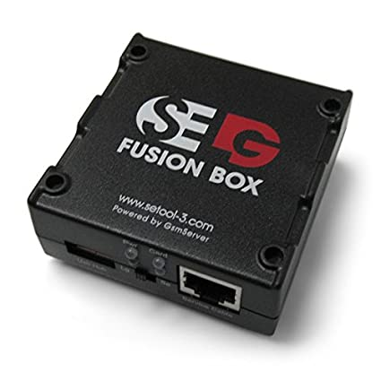 SELG Fusion Box LG Tool Pack w/o smart-card (19 cables)