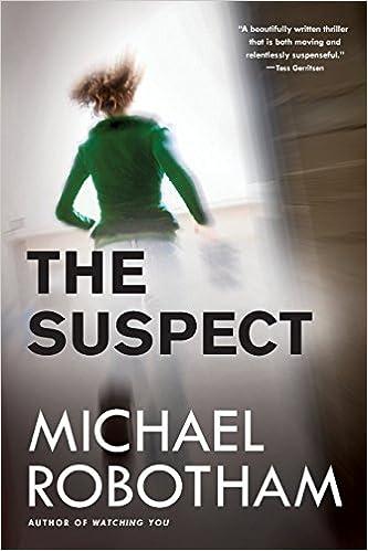 The Suspect Joseph OLoughlin Michael Robotham 9780316252256 Amazon Books