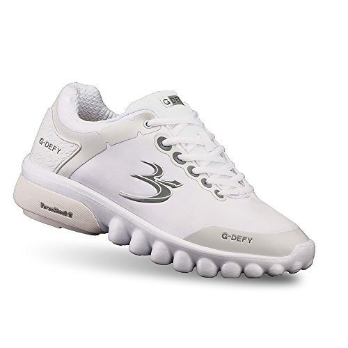 Gravity Defyer Men's G-Defy Gamma-Ray White Athletic for sale  Delivered anywhere in USA