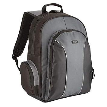 """Targus Essential - Mochila para transportar portátiles de 15.6"""", color negro"""