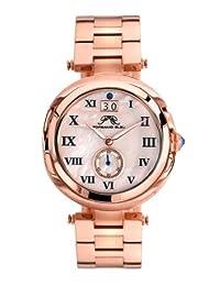 Porsamo Bleu South Sea Stainless Steel Rose Tone Women's Watch 103DSSS