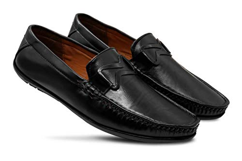 K' Footlance Men's Latest Stylish Causal/Formal/Office/Outdoor/Loafer Shoes Loafers for Man & Boys