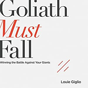 Goliath Must Fall Audiobook
