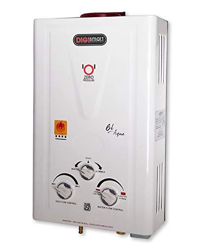 DIGISMART Aqua LPG Instant Gas Water Heater