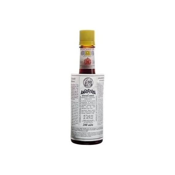 Angostura Aromatic Cocktail Bitters - 200 ml Bottle 1