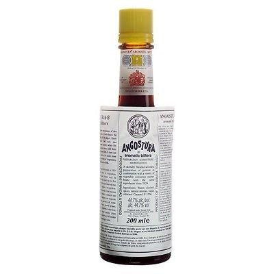 Angostura Aromatic Cocktail Bitters - 200 ml (Angostura Aromatic Cocktail Bitters)