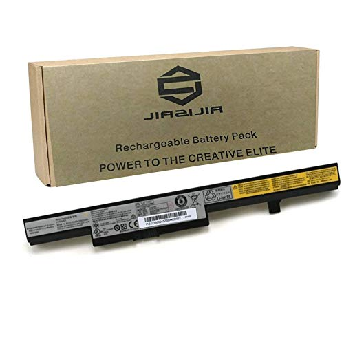 JIAZIJIA Compatible Laptop Battery with Lenovo L13S4A01 [14.4V 32Wh 2200mAh] IdeaPad B50-80 300-30 E50-45 B40-80 B50-70 B51 N50-30 Eraser Series Notebook L13M4A01 L13L4A01 121500191 45N1185 L12S4E01 -