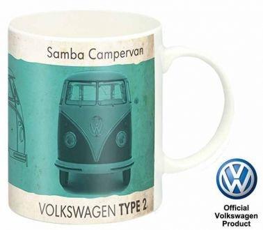 (England Volkswagen VW Campervan Mug)