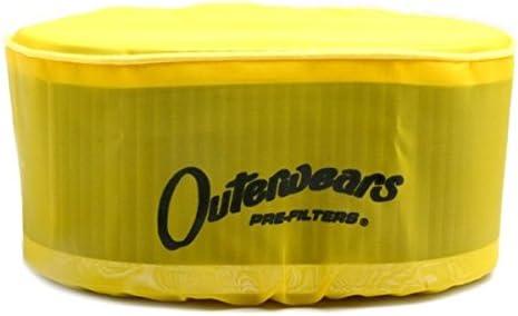 Purple Outerwear Prefilter Oval 4.5 X 7 X 3.5 10-1040-07