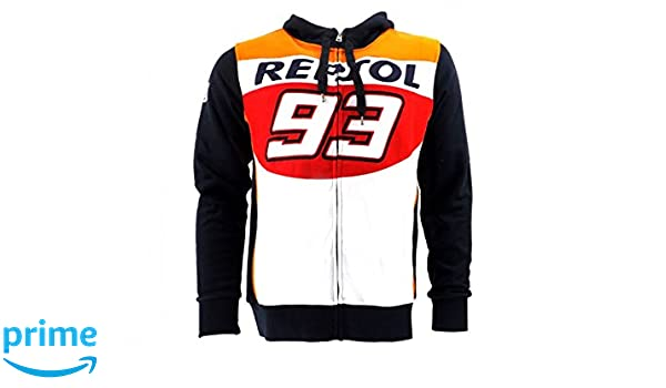 Amazon.com: VR 46 Apparel Mens Repsol Fleece (Multicolor, X-Large)170: Automotive