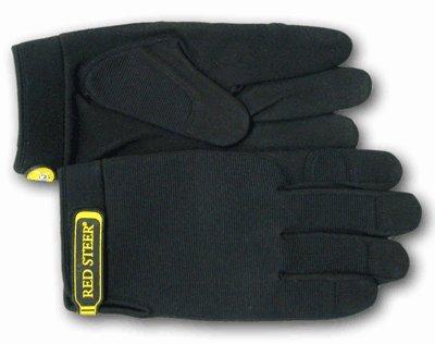 Men's Mechanics Glove - MEN'S MECHANICS GLOVE-SMALL