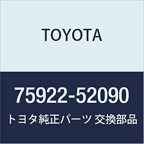 TOYOTA Genuine 75922-52090 Blackout Tape