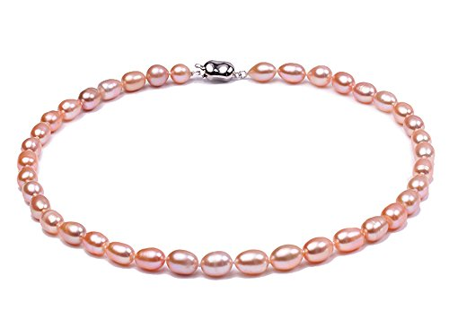 Knotted Pink Pearl - 2