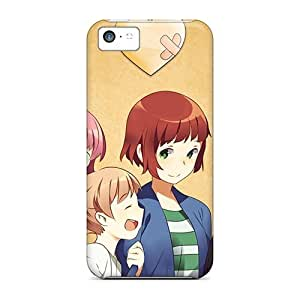 ConnieJCole Snap On Hard Case Cover Katawa Shoujo Protector For Iphone 5c