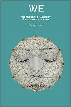 Book The Artist, The Kabbalist & The Circlexperiment by Zenita Komad (2015-12-23)