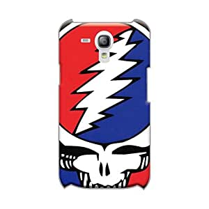 Samsung Galaxy S3 Mini KFK9816fMza Allow Personal Design Fashion Grateful Dead Band Pattern Protector Cell-phone Hard Covers -MarieFrancePitre