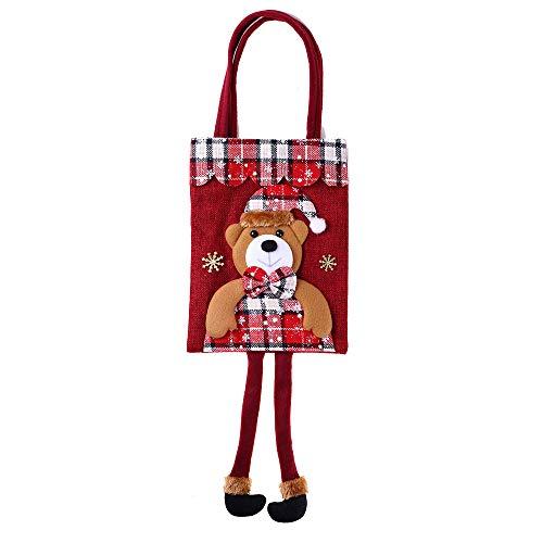 Rumas Gift Idea Christmas Cartoon Adorable Candy Bags