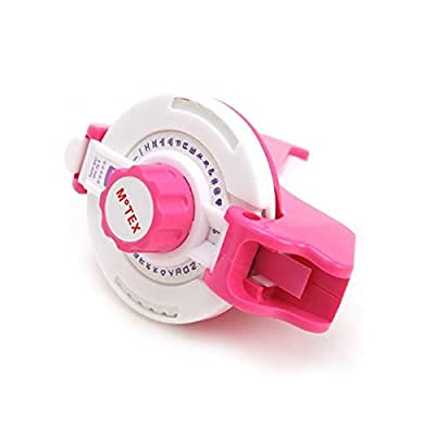 Motex Korean portable label maker imprint - Pink color