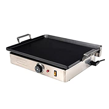 Simogas DP-45 Electric Plancha Dream, Cast Iron, Acero ...