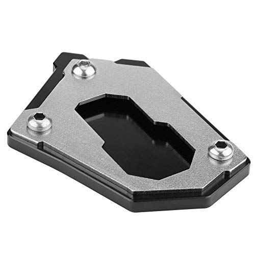Duokon Ejoyous CNC Motorcycle Side Kickstand Foot Side Stand Extension Pad Plate for BMW R1200GS LC 13-16 / R1200GS Adventure LC 14-16