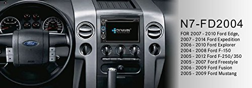 Dynavin N7-FD2004 Radio Navigation System, for Ford F-150/F-250/F-350,  Mustang, Explorer, Expedition and More!