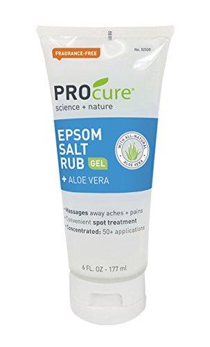 Procure Epsom Salt Fluid Ounce product image