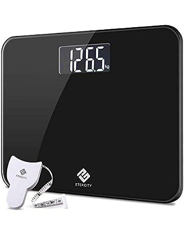 Etekcity EB4410B Báscula de Baño Digital 200 kg / 440 lbs, con 360 x 300