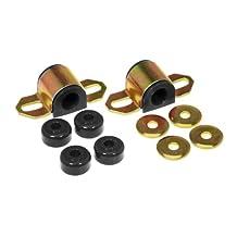 Prothane 18-1116-BL Black 19 mm Rear Sway Bar Bushing Kit