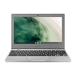 SAMSUNG XE310XBA-K02US Chromebook 4 Chrome OS 11.6″ HD Intel Celeron Processor N4000 4GB RAM 64GB eMMC Gigabit Wi-Fi