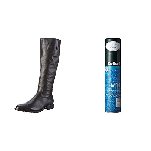 Gabor Dames Mode Slip Laarzen Zwart (zwarte 27-care Tros)