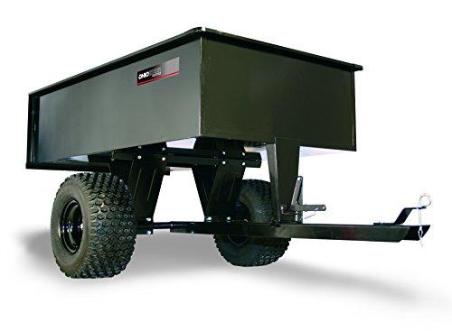 Cheap Ohio Steel 3460HATV Pro Welded Heavy Duty ATV Cart, 20 cu. ft.
