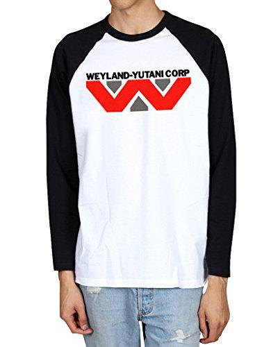 Cosmic Saint Herren T-Shirt weiß weiß