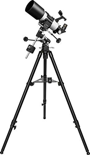 Orion CT80 EQ 80mm Compact Equatorial Refractor Telescope by Orion